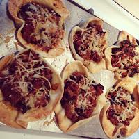 Healthy & Yummy Recipe: Turkey & Rainbow Chard Empanadas