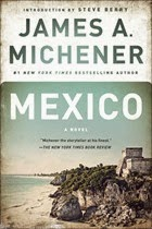 #FridayReads: Mexico by James A. Michener
