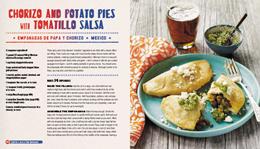 #FridayReads: Empanadas: The Hand-Held Pies of Latin America by Sandra Gutierrez